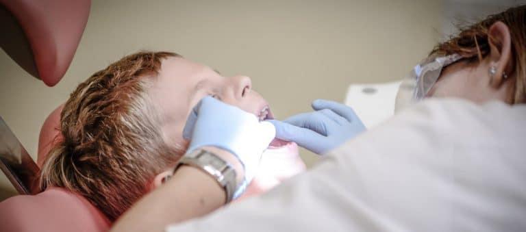 Children and Emergency Dental Scenarios